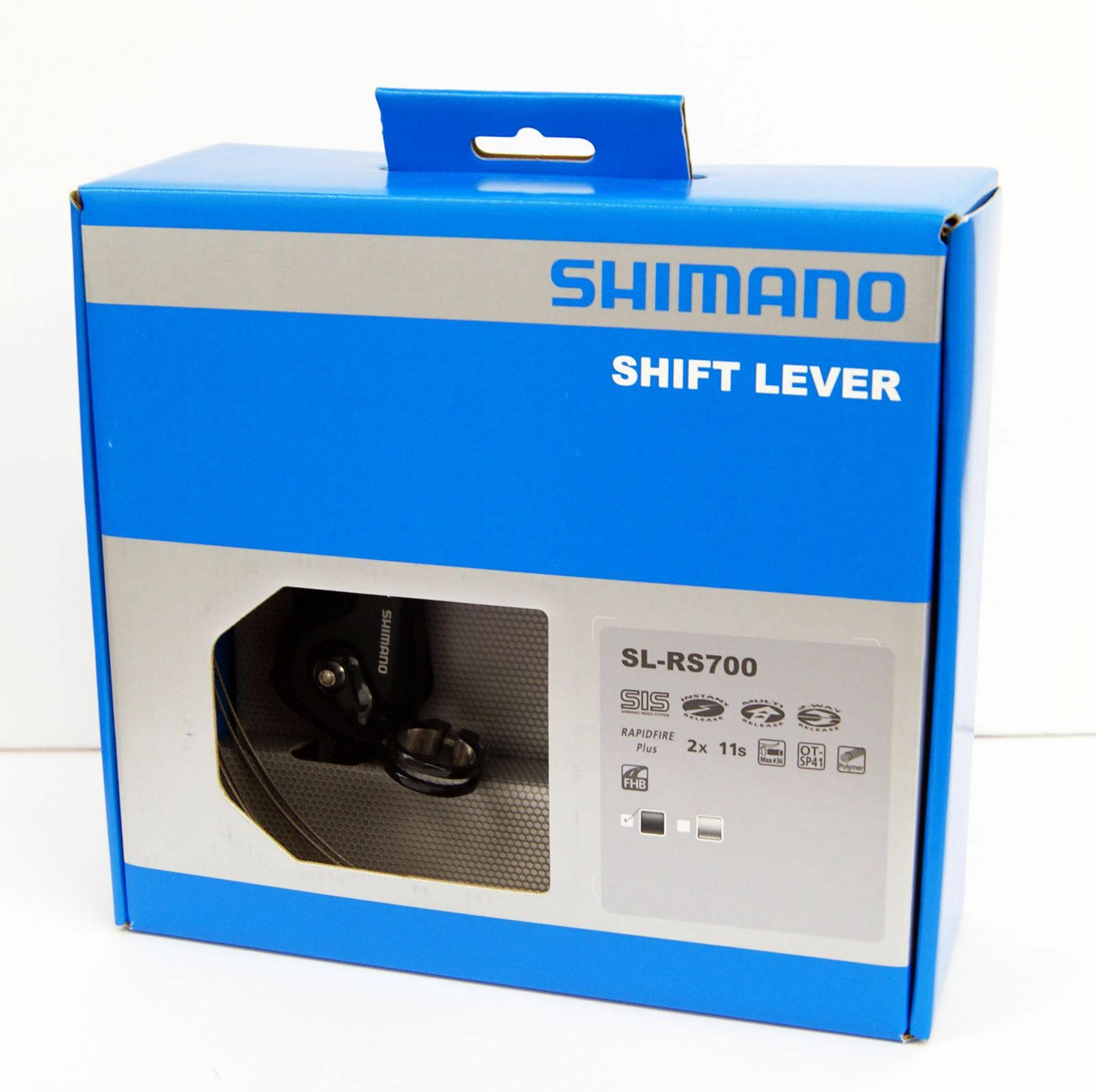SHIMANO Road Bicycle Shift Lever Set SL-RS700-I