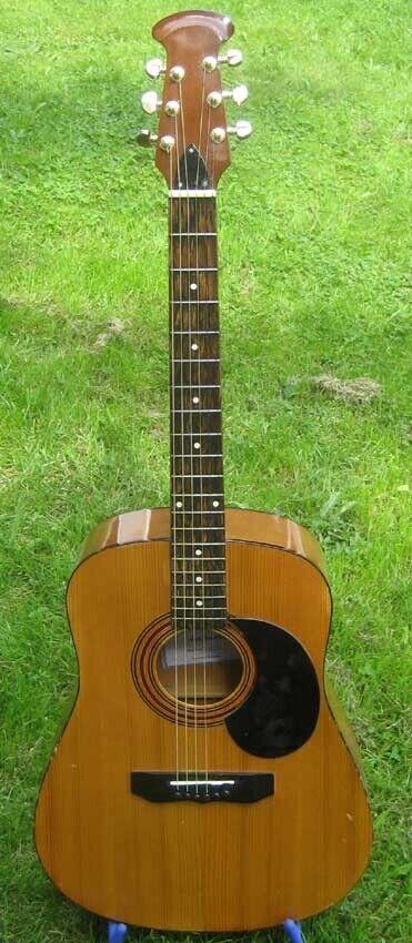 Western, andet mærke Montana Folk Gitarren