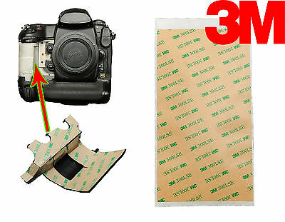 3M Rubber Grip REPAIR REPLACEMENT TAPE NIKON D4 D3x D3 D3s D300 D300s D200 D100