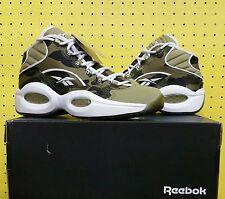 item 5 NEW Men s Reebok Question Mid Shoes Sz 7.0 Bape Camo White Grey  BD4232 Iverson -NEW Men s Reebok Question Mid Shoes Sz 7.0 Bape Camo White  Grey ... 927b41c6c