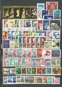 DDR-gestempelt-1973-mit-allen-Einzelmarken