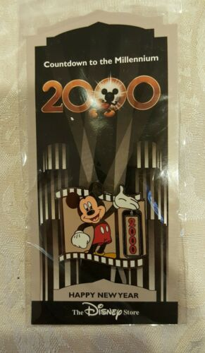 Disney Trading Pins 382 DS - Countdown to the Millennium Series #1 (Mickey Mouse