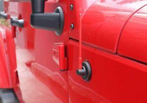 7inch 17CM 2007-2018 Red Antenna fit for Jeep Wrangler JK 2018-2019 JL