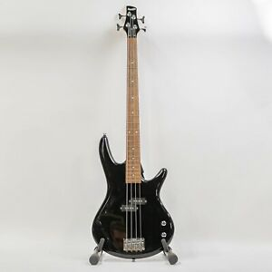 Ibanez Soundgear Gio Electric 4-String Bass Guitar - Metallic Black