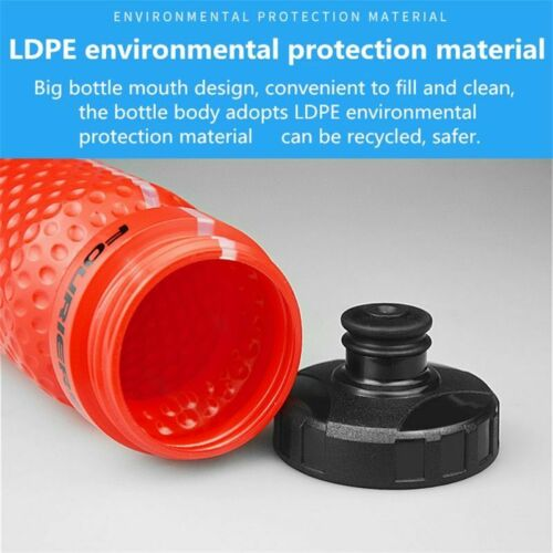 Bike Water Bottle Mtb Bycicle Sports Drinking Kettle Outdoor Cycling Bpa Free Us