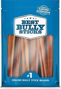Best Bully Sticks 100% Natural 6-inch Bully Sticks (8oz. Bag)