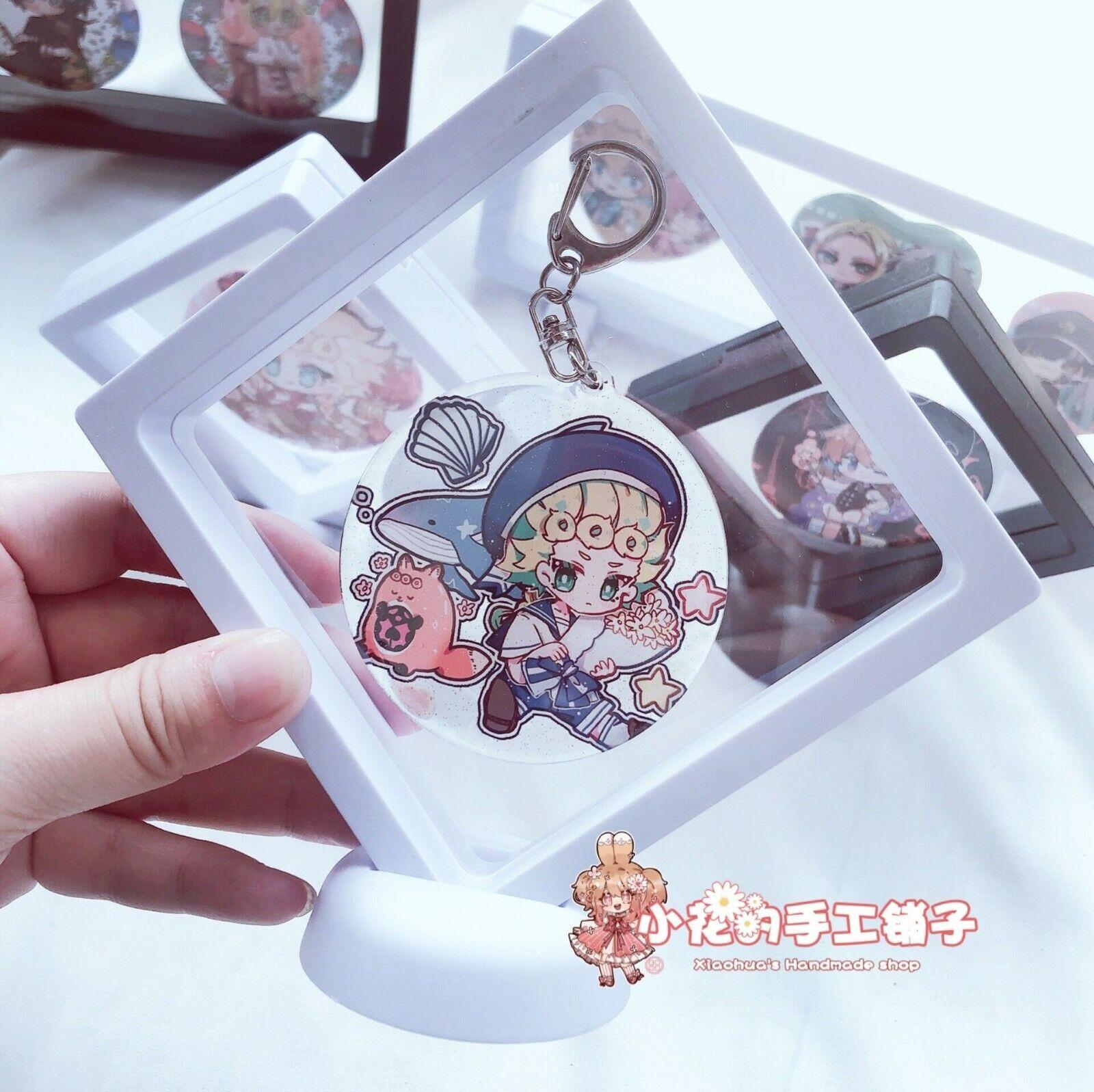 Jojo's Bizarre Aventura JOTARO Dio Badge Storage Plastic Box Display Collect N
