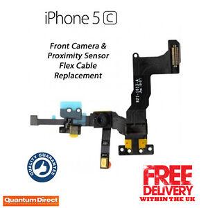 Rechange-Camera-Frontal-proximite-Capteur-De-Lumiere-Cable-Flexible-pour-iPhone