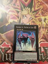 Carte Yu-Gi-Oh! Numéro 16 : Maître du Choc CT09-FR014 VF / number shock master