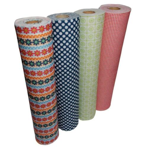 Design Craft Felt Choose From 4 Eye Catching Colourful Designs Per Half Metre