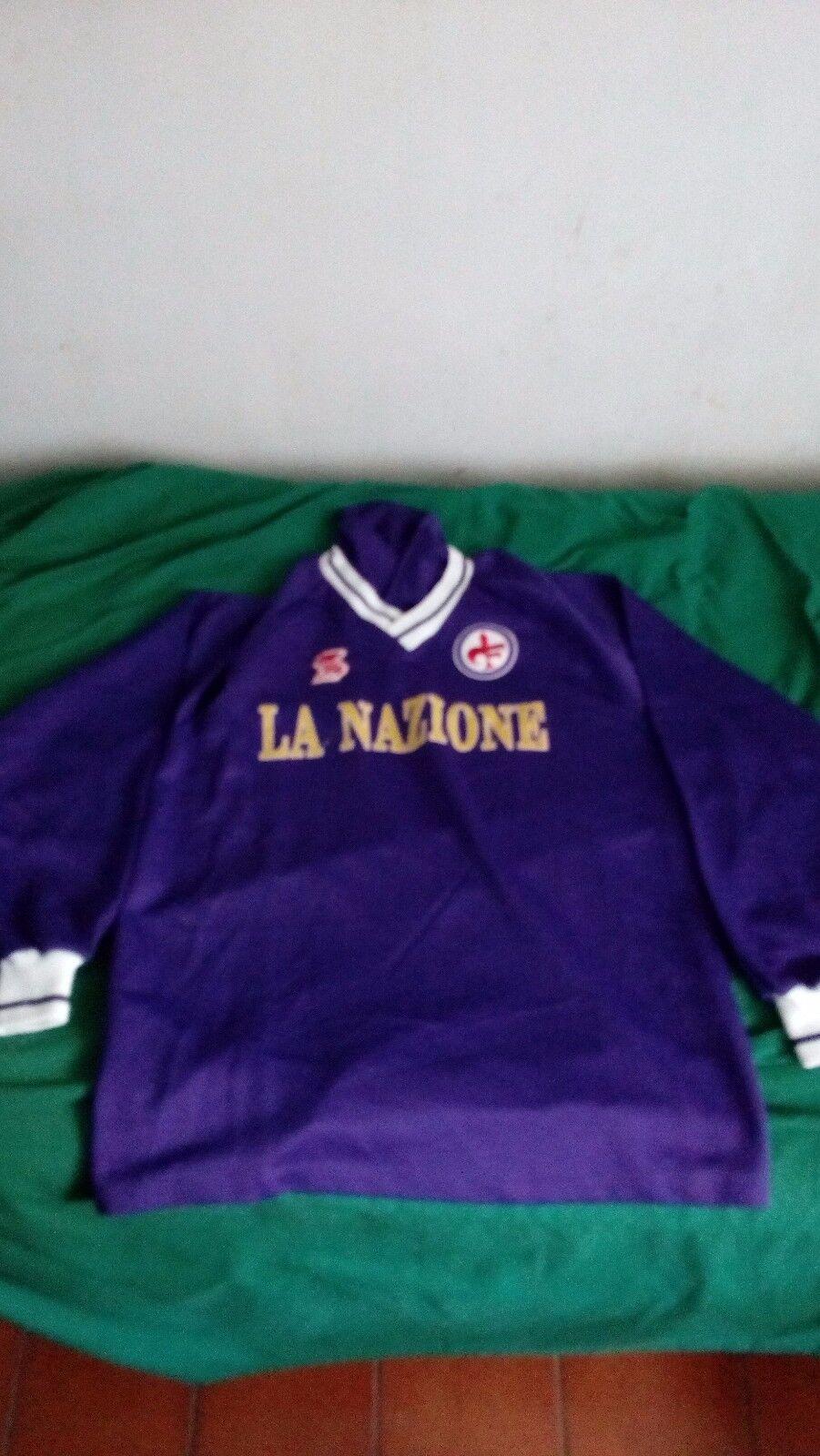 Maglia Fiorentina calcio football shirt maillot trikot camiseta RARA INTROVABILE
