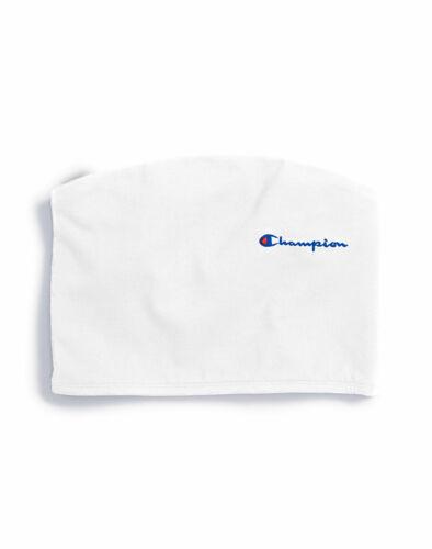 Champion Life Tube Top Women Script Logo Elastic TopBottom Stretch Cotton Jersey