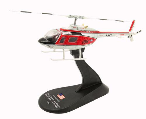 TH-57 C Sea Ranger (Bell 206B-3 JetRanger) - USA 2007 - 1/72 (No17)