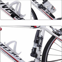New Mini Portable Cycling Bike Bicycle Ball Pump With Presta & Schrader Valve