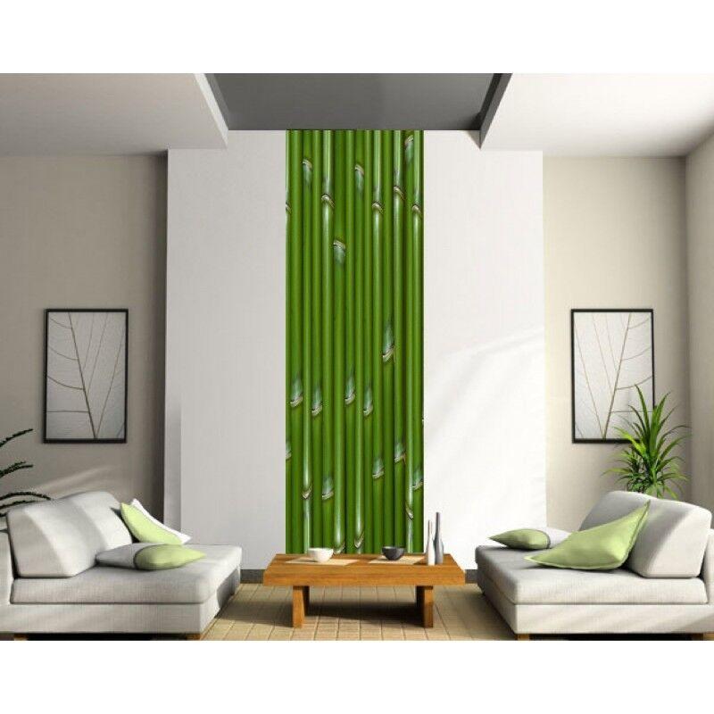 Adhesivo de Parojo Gigante Trampantojo Trampantojo Bambúes 421