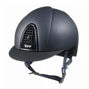 Riding Helmet KEP Italia Cromo Smart Blue Size 58 & 59