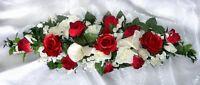 27 Custom Swag Your Colors Centerpieces Silk Wedding Flowers Arch Decor Callas