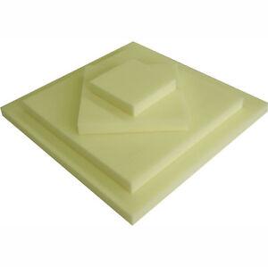 schaumstoff auflage polstermaterial rg 40 schaumgummi platten ab 1cm ebay. Black Bedroom Furniture Sets. Home Design Ideas