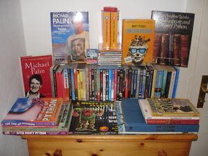 Mega-Monty-Python-DVD-Buecher-CD-Book-Collection-70-Items