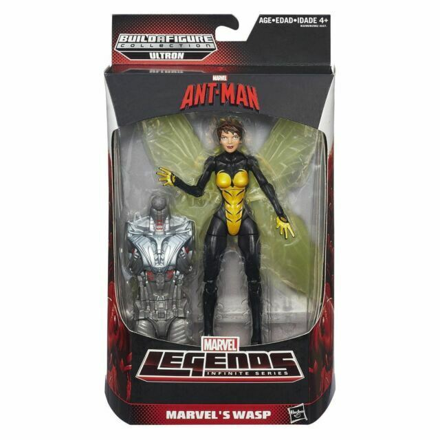 "Marvel Legends Ant-Man Wave 1 MOVIE VERSION Loose 6/"" Action Figure Hasbro 2015"