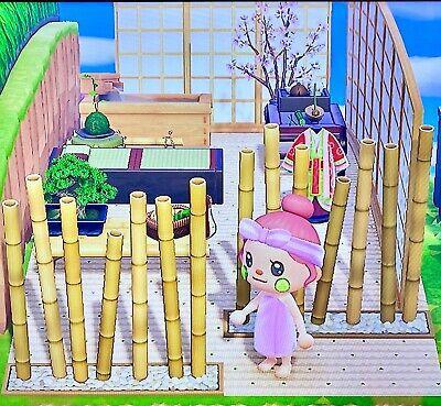 Animal Crossing New Horizons Outdoor Spa Bath Cherry Blossom Bonsai Seasonal Ebay