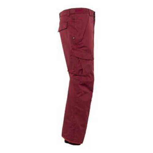 686 Infinity Cargo Snowboard Pant (L) Oxblood M0W212-OXBL