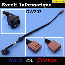 Dc Jack Socket & Cable Wire SONY Vaio VGN-AW21S  VGN-AW31M VGN-AW21M