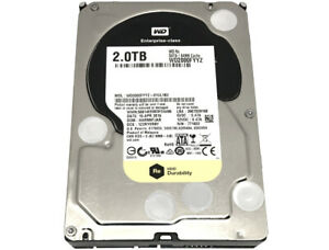 "Western Digital 2TB WD2000FYYZ 7200RPM 64MB Cache SATA 6.0Gb/s 3.5"" Hard Drive"