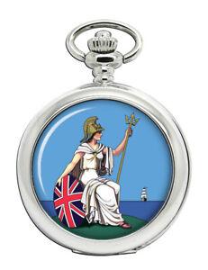Britannia-Pocket-Watch