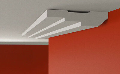Coving Cornice XPS Polystyrene BSX1 Cheapest LARGE SIZES MANY TYPES Quality