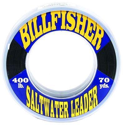 SEA STRIKER BillFisher Mono Leader Coil 130 Lb 1.2mm 100 Yd Clear LC100-130