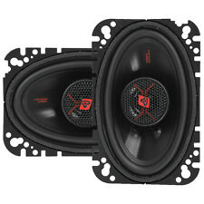 """Cerwin Vega H746 Hed 4""""x6"""" 2-way Coaxial Speaker Set - 275w Max / 30w Rms"""