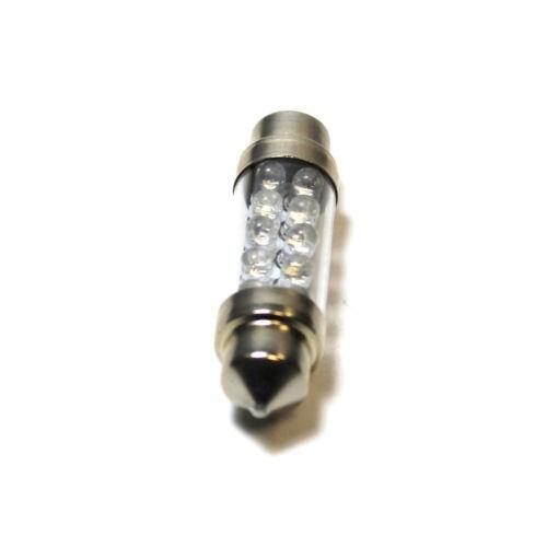 Mazda 3 BK 239 C5W Azul Bombilla LED de alta potencia de arranque Interior Actualización De Luz