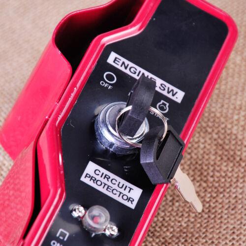 Startbox Zündschloss Ausschalter Schalter fit for Honda GX340 11HP GX390 13HP
