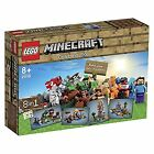 Lego 21114 Minecraft The Farm and Delivery
