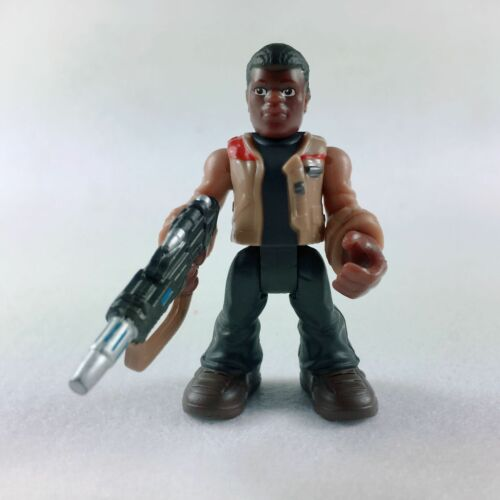 Playskool Star Wars Eroi Galattici ultimi Jedi REY BB-8 FINN figure giocattolo di Natale