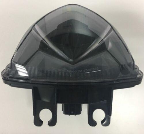 253013 Moto DEL-Feu arrière Suzuki gsx-s1000//f Année de construction 15- Réflecteur Noir teinté