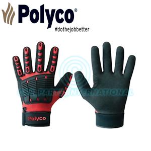 Polyco moyenne 8 HC Multi-Tâche Gants-Paire
