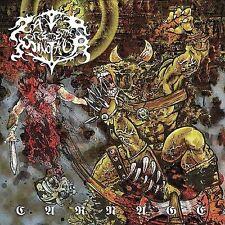 LAIR OF THE MINOTAUR Carnage CD
