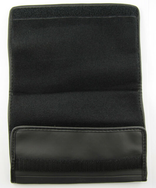 Fake Leather Carrying Pouch suitable for DEGEN DE1103