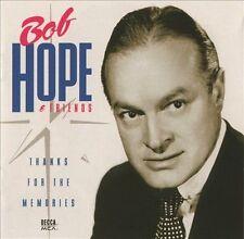 Bob Hope ~ Thanks for the Memories 1992 (Audio CD)