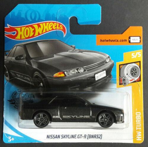 Hot Wheels 2020 Nissan Skyline GT-R bnr32 HW turbo nuevo /& OVP