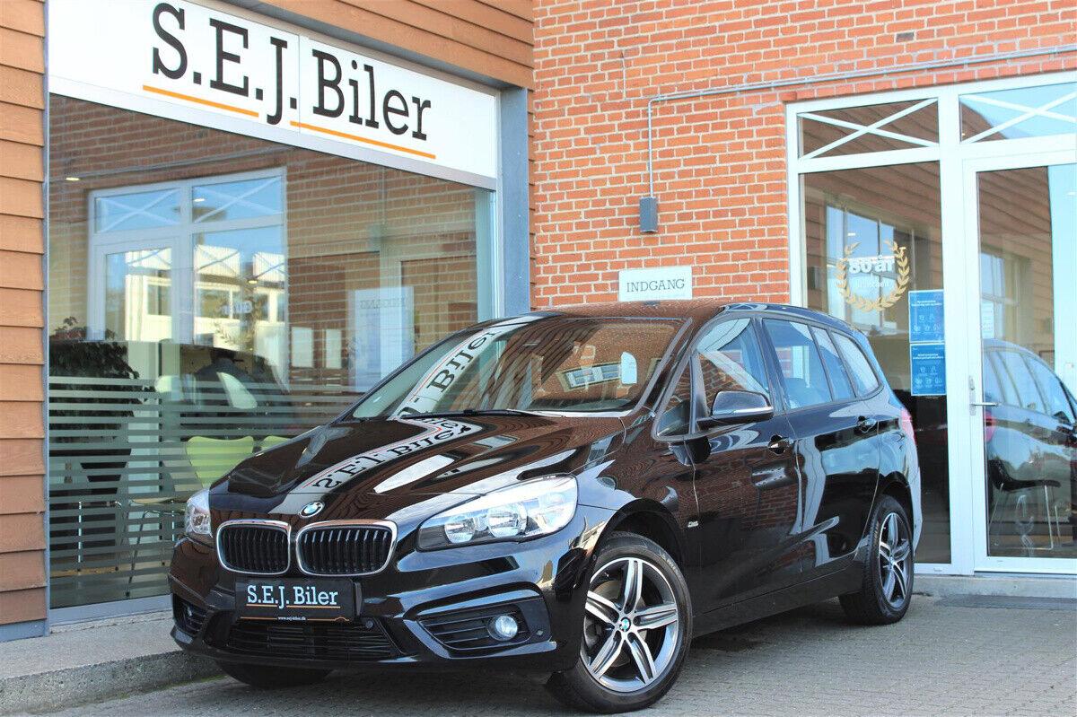 BMW 218i 1,5 Gran Tourer Sport Line 7prs 5d