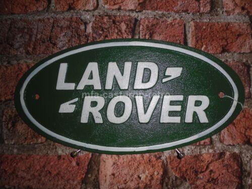 Cast Iron Large Landrover