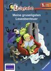 Meine gruseligsten Leseabenteuer von Erhard Dietl, Judith Allert und Petra Wiese (2015, Gebundene Ausgabe)