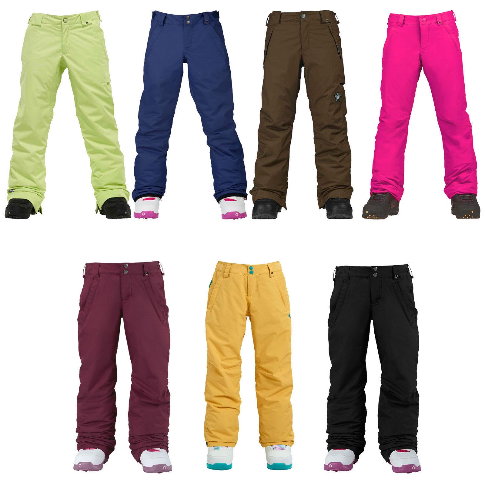 Burton Filles Sweetart Pantalon Enfants Pantalon de Snowboard Pantalon