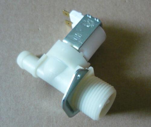 50912P Electrovanne 1 voie 180° 220-240V 8VA Sortie D.13 mm pour lave linge