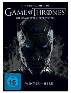 Game of Thrones Staffel 7 NEU OVP