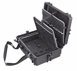 Werkzeugkoffer-Facheinlage-Outdoor-Case-555x430x210-wasserdicht-Top-Quaiitaet