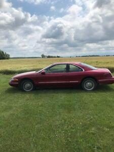 1995 Lincoln Mark Series -